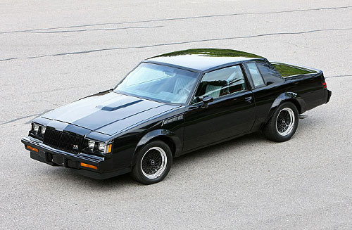 packing heat: the buick grand national – spannerhead