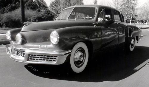 48 Tucker Sedan