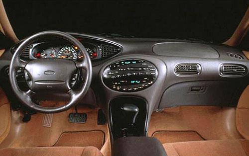 1997 Ford Taurus Interior