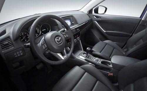2013 Mazda CX-5 Interior