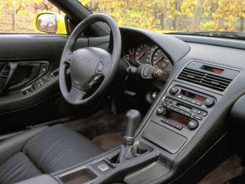 Acura NSX Interior