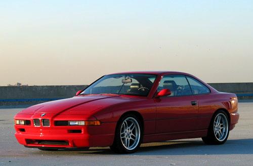 BMW E31 840Ci 850i 850Ci 850CSi