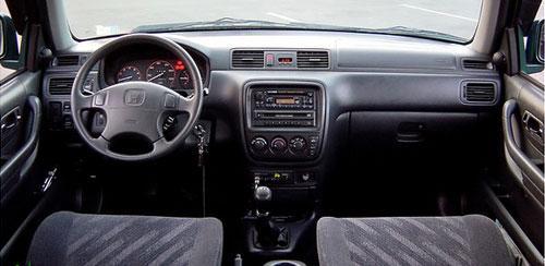 97-01 Honda Prelude Interior