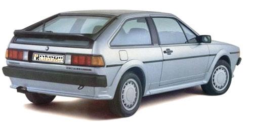 MK2 Volkswagen Scirocco