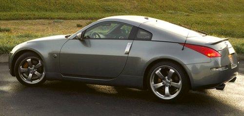 2007 Nissan 350Z Rear