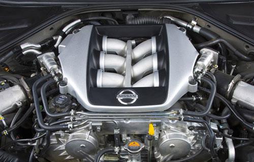 Nissan GT-R Engine VR38DETT