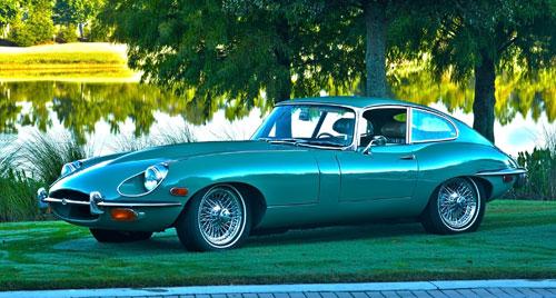 1970 Jaguar E-Type XKE Series 2 Mark 2 II