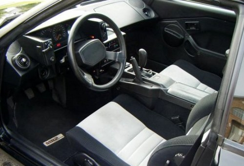 First Generation Gen Toyota MR2 MR-2 AW11 Supercharged Interior Inside Cockpit