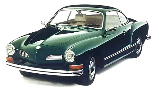 Volkswagen VW Karmann Ghia
