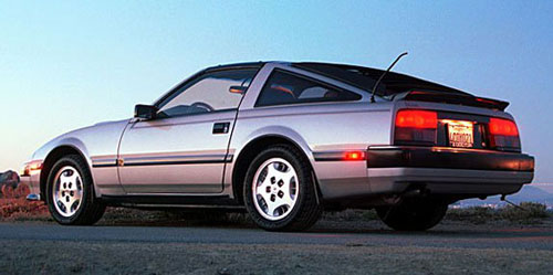 Thoughts on Z-Cars: The Z31 300ZX – Spannerhead