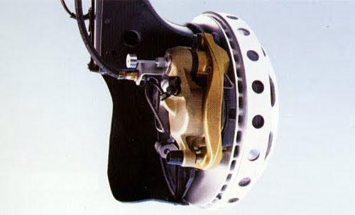 Audi V8 200 200q20v 20v ATE UFO Brake Brakes Calipers