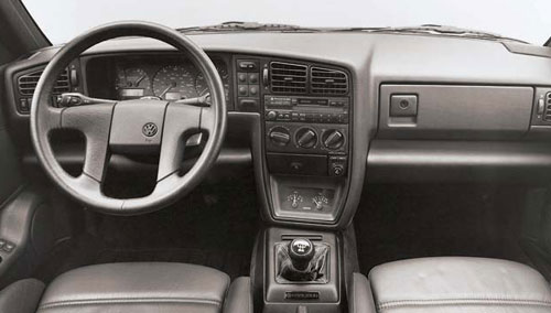 VW Volkswagen Corrado Coraddo Corado Interior