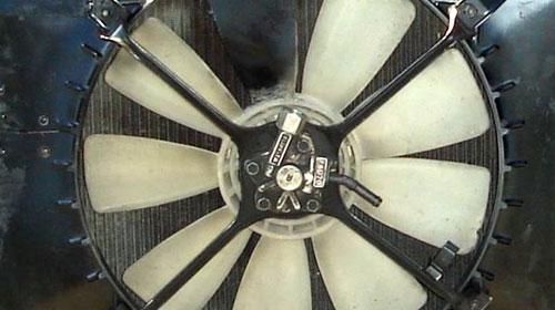 Hydro Hydraulic Drive Fan Motor Cooling Radiator