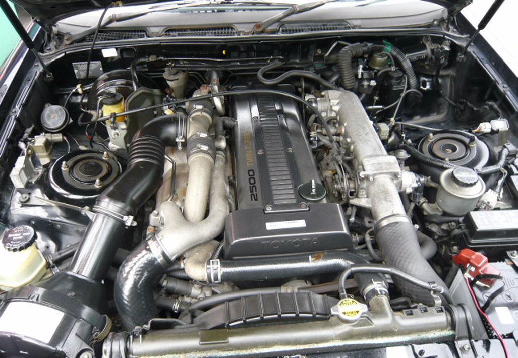 ... engine bays ...