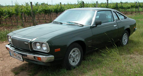 Mazda rx5 rotary for sale