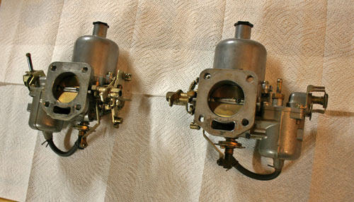 SU Carb Carburetor Carburettor 240Z Datsun L24 3-Screw
