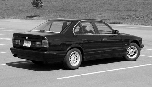 BMW E34 525i M50 1995 95
