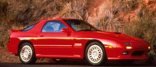 Underrated Lookers The 8691 Mazda RX7  Spannerhead