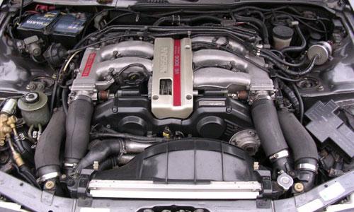 Nissan Z32 300ZX 300Z Engine Motor VG30DETT