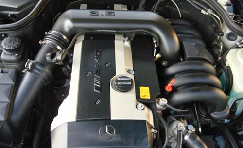 Mercedes-Benz Merc MB W202 C36 AMG Engine Motor M104