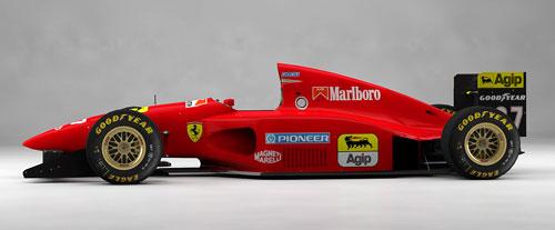 Ferrari F1 Formula 1 One 412T1 1994 1995 94 95