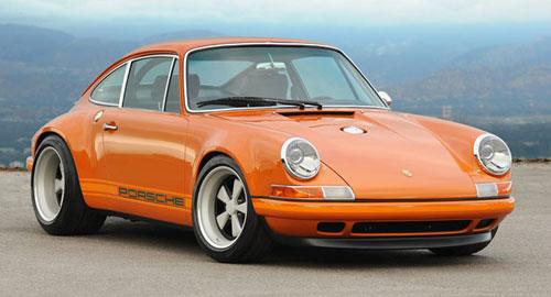 The Singer 911: The Ultimate Porsche? – Spannerhead