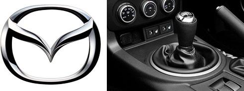 Mazda Logo Miata Shifter