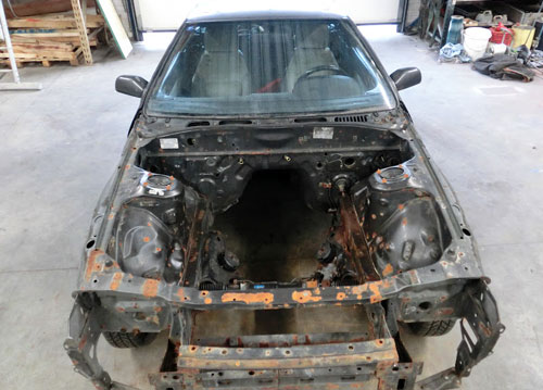 The Engine Swap Hall of Fame: 4-Rotor Mazda RX-7 FC Build