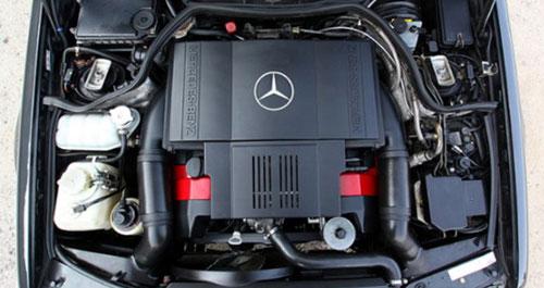 Mercedes Benz 500E E500 W124 Hammer AMG Engine Motor M119 V8