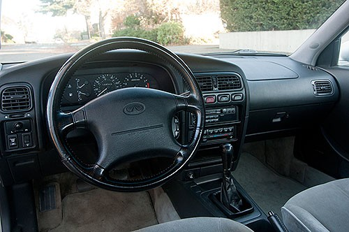 Infiniti G20 P10 Interior Inside Cockpit Dashboard Dash Console
