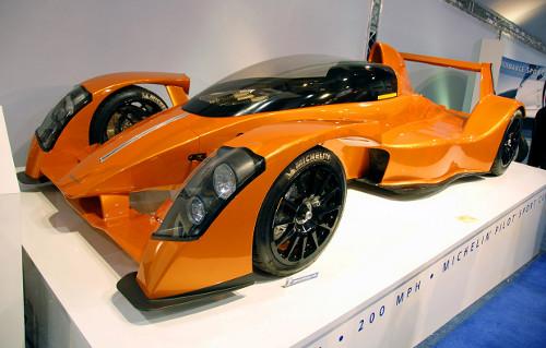 Caparo T1 Orange