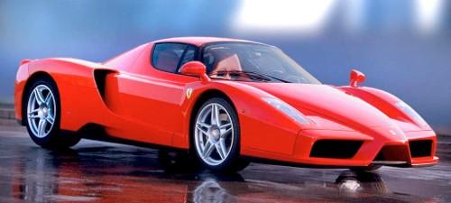 Ferrari Enzo Ferrari Red