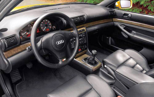 thrust the audi b5 s4 spannerhead. Black Bedroom Furniture Sets. Home Design Ideas