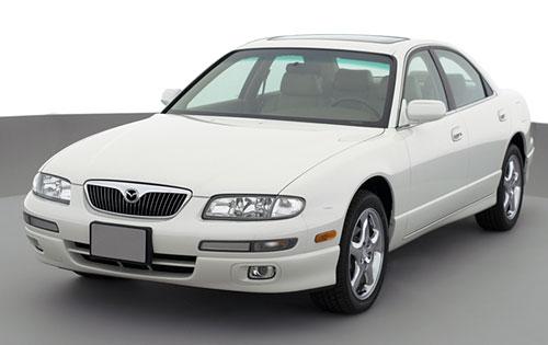 Mazda Millenia White