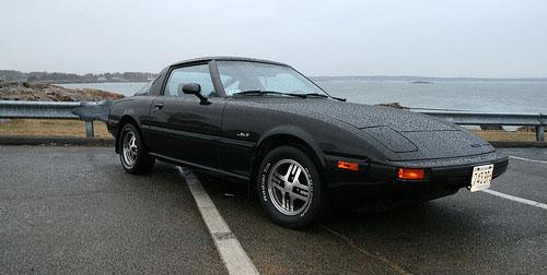Black RX-7