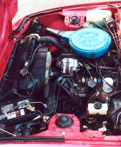 Mazda RX-7 RX7 FB Engine Motor 12A Wankel Rotary