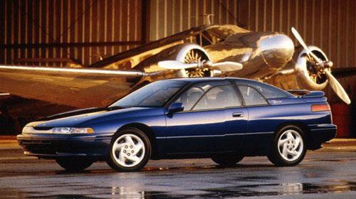 Subaru Alcyone SVX Blue
