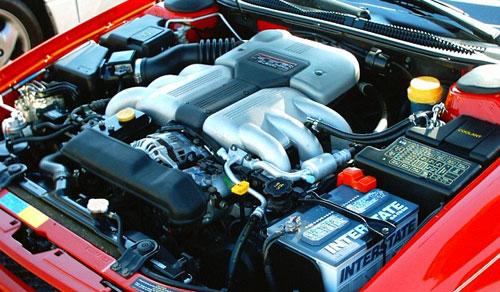Subaru Alcyone SVX Engine Motor EG33