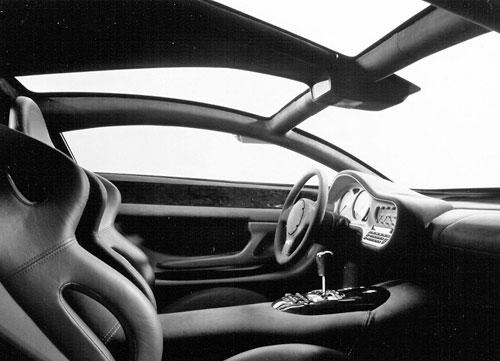 Audi Avus quattro concept car aluminum W12