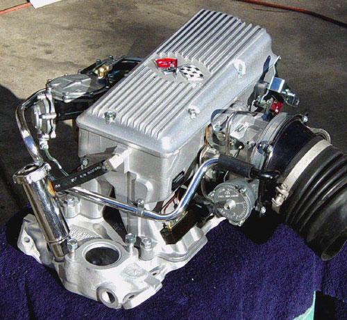 Rochester Mechanical Fuel Injection FI Corvette C2 Sting Ray Stingray Manifold