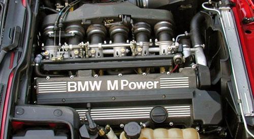BMW E34 M5 Engine Motor S38 S38B36
