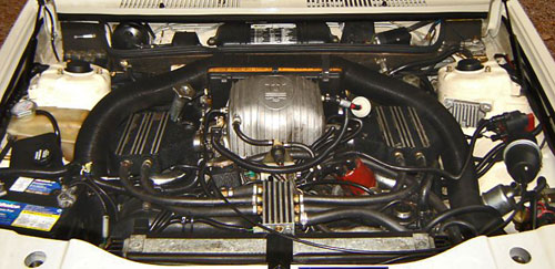 Maserati Biturbo 4-door 425i Engine Motor