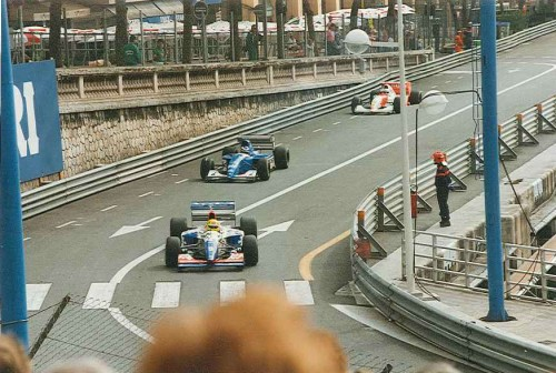 1994 Monaco F1 GP