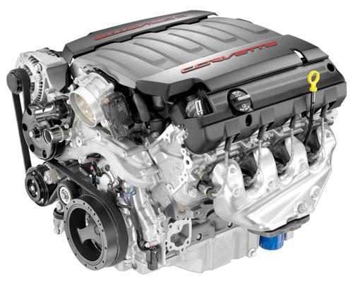Chevy Chevrolet C7 Corvette Vette 2014 New Engine Motor LT1 SBC Pushrod OHV V8