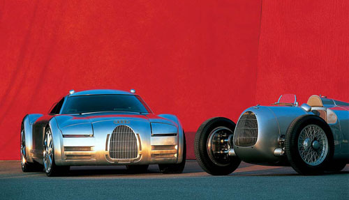 Audi Rosemeyer Concept Car