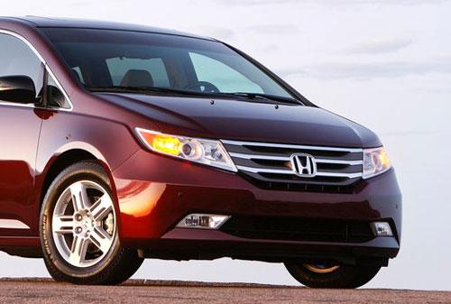 Honda Odyssey Logo Badge Emblem