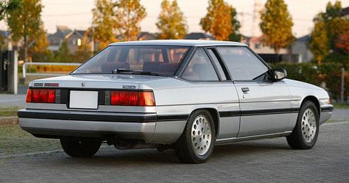 Mazda HB Cosmo Silver