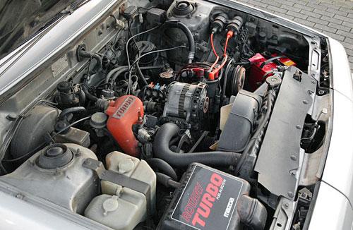 Mazda HB Cosmo Silver Engine Motor 12A Turbo