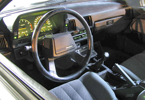 Toyota Supra Mark 2 Mk2 Interior Inside Cockpit Console Dash Dashboard