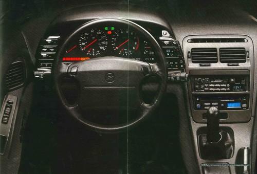 1995 Nissan 200ZX Brochure